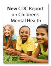 CDC Report on Children's Mental Health