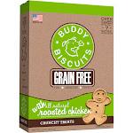 Buddy Biscuits Grain Crunchy Dog Treat, Roasted Chicken - 14 oz box