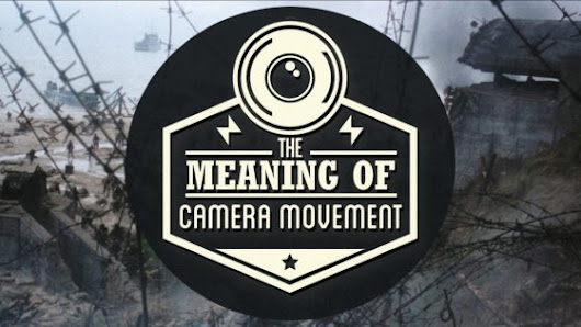 On YouTube: Meaning Behind Camera Movement | Careers in New Media