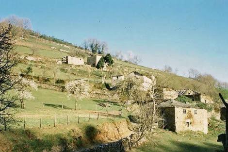 Galicia cuenta en la actualidad con más de 1.300 núcleos  despoblados. | ADG