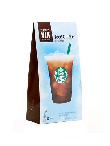 Starbucks VIA Iced Sweetened