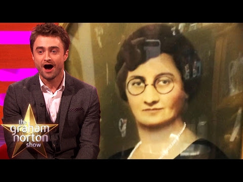 Daniel Radcliffe Find Out That He Has Many Lookalikes Throughout History – Video