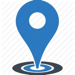 location map tracking icon icon search engine