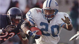 Barry Sanders at 50: Celebrating Detroit Lions great