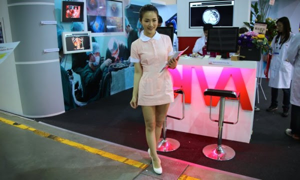 Booth Babes Computex 2014 (29)