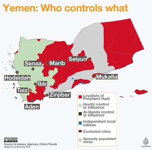 "There was once a country called Yemen On the occasion of "" Manchester """