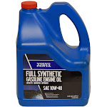Volvo Penta New OEM 10W-40 Full Synthetic Gasoline Engine Oil, 21681795