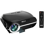 1080p Full HD Home Theater Digital Projector