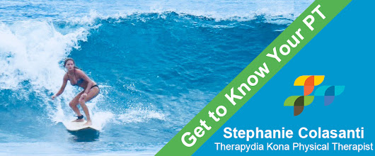 Get to Know Your Physical Therapist - Stephanie Colasanti, PT, DPT