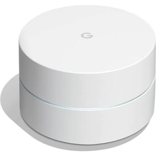 Google Wi-Fi Wireless Router - 2.4 GHz / 5 GHz - Gigabit Ethernet - 802.11b/a/g/n/ac