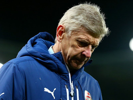 Wenger bites back at critics:Judge Arsenal at end of the season