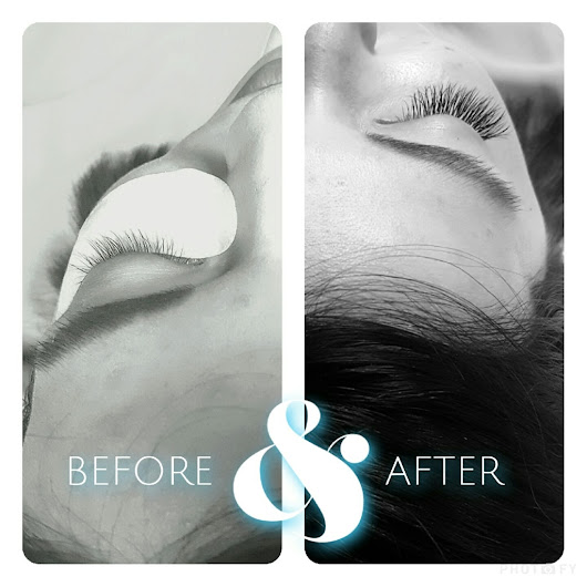 Eye Lash Extensions at Body Beautiful Day Spa