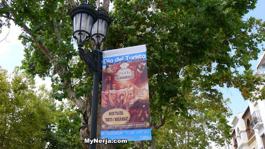 "Nerja ""Day of the Tourist"" 2015 