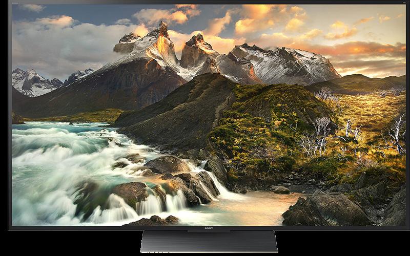 Sony Z9D XBR100Z9D 100-Inch 4K Ultra HD High Dynamic Range (HDR) LED Smart TV (Android TV)