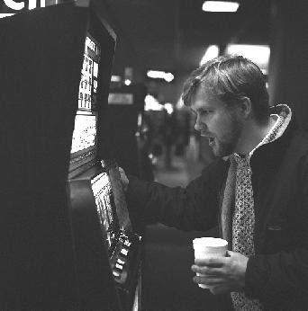 slot machine guy