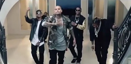DJ Khaled Debuts New Single 'Hold You Down' Ft. Chris Brown, Future and More