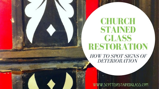 San Antonio Church Stained Glass Restoration: Warning Signs of Deterioration