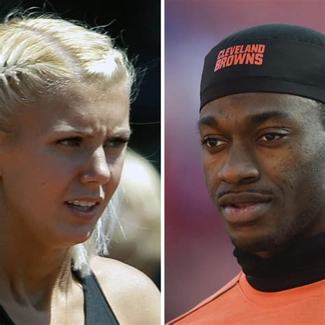 robert griffin iii marries grete sadeiko  posted