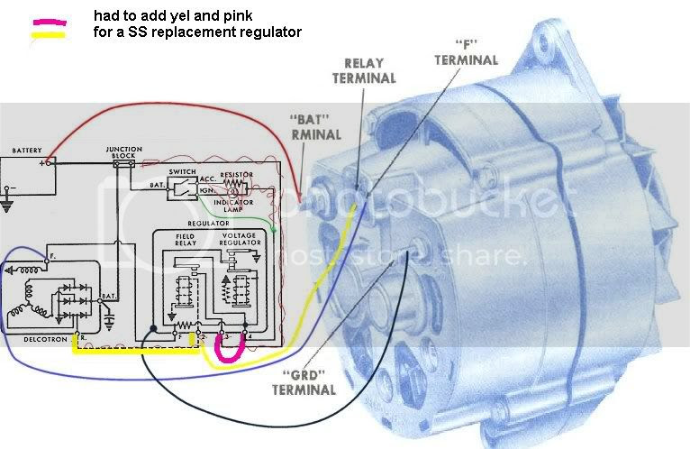 35 Delco 10dn Wiring Diagram