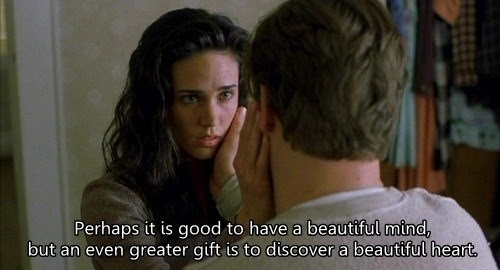 Love Couple Cute Film Quote Quotes Movie Couples A Beautiful Mind