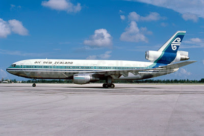 Air New Zealand McDonnell Douglas DC-10-30 ZK-NZS (msn 46954) MIA (Bruce Drum). Image: 913042.