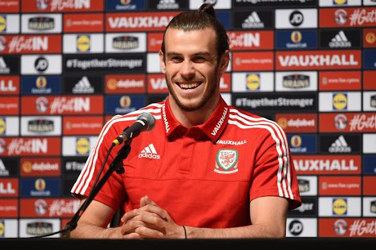 Gareth Bale had a brilliant answer when an interviewer asked him what Wales have done that England haven't