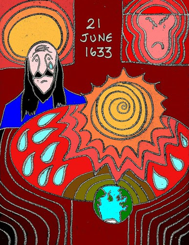 Tears for Galileo