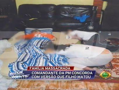 Resultado de imagem para caso familia pesseghini amityville