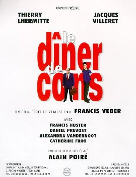Le Diner de Cons movie poster