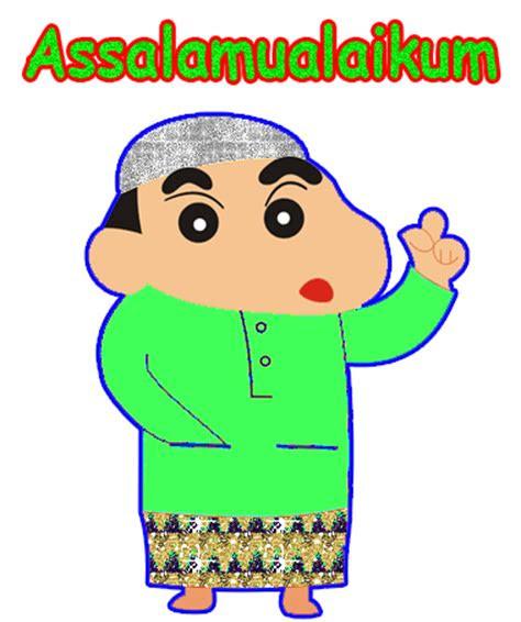 6400 Koleksi Gambar Kartun Lucu Islam HD
