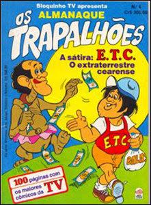 Almanaque Os Trapalhões # 4