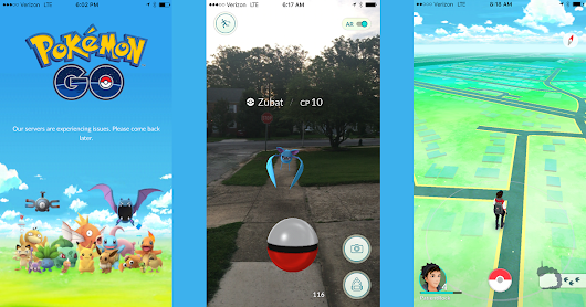 A review POKÉMON GO from someone who likes geolocation games