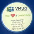 LONDON VMUG – JUNE 22ND 2017