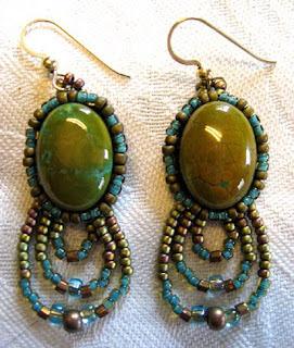 Beautiful little earrings