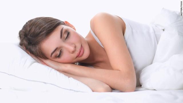 Serlah kecantikanmu dengan tidur malam.
