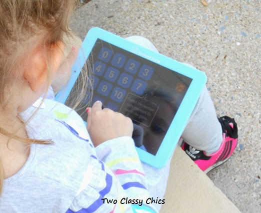 Little Scholar Kid's Learning Adventure Tablet - Two Classy Chics
