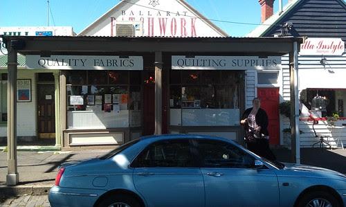 Ballarat Quilt Shop