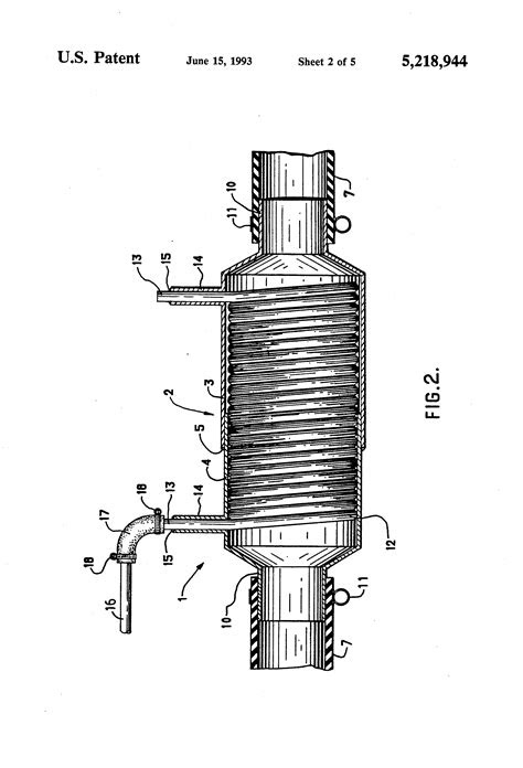 Patent US5218944 - Fuel preheating system for internal