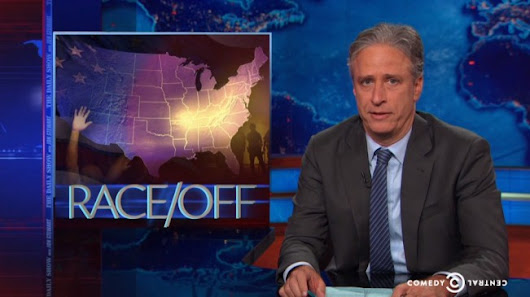 Sure, Jon Stewart is Funny, But He's Also Lazy