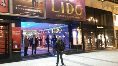 Париж, Лидо