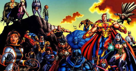 Comic Legends: Was There Almost an Ultraverse Reboot at Marvel?