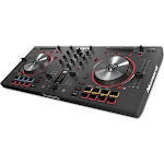 Numark Mixtrack 3 - All-in-One Controller Solution for Virtual DJ