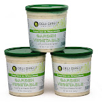 3ct Wisconsin Garden Vegetable Cheese Spreads 15 oz. each by Christmas Central