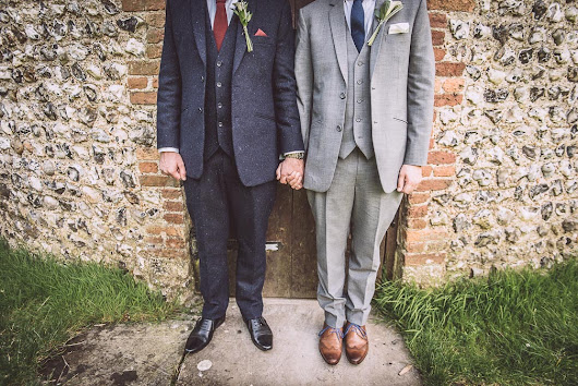 A Wedding with Two Grooms - Neil W. Shaw Wedding Photographer Brighton