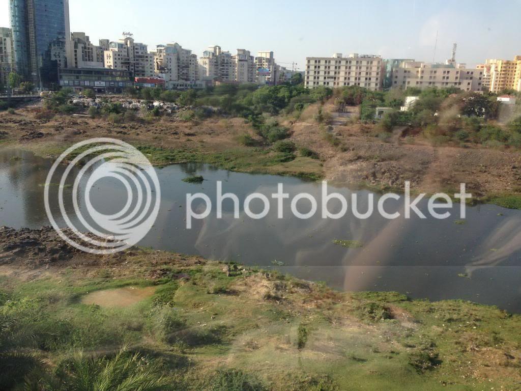 River Pune India