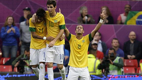 BRASIL 3 - COREA DEL SUR 0