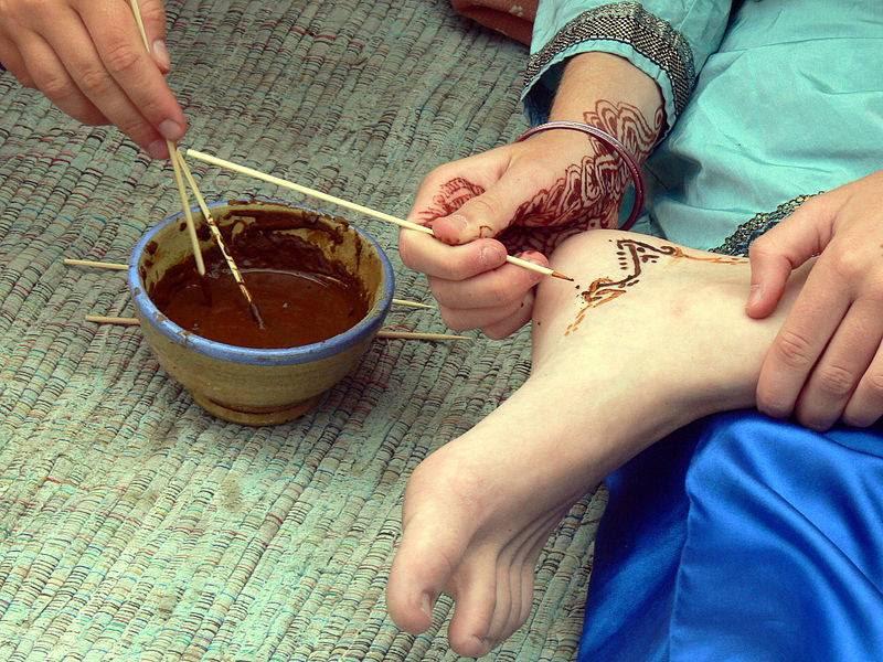 Cómo Preparar La Pasta De Henna Al Modo Tradicional Beréber Los