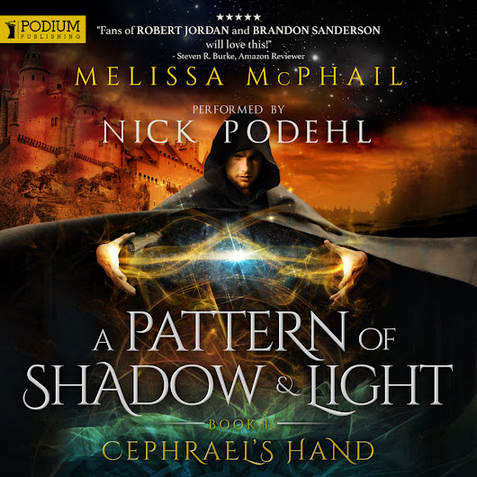Cephrael's Hand is now on Audible! | Official Author Website of Melissa McPhail