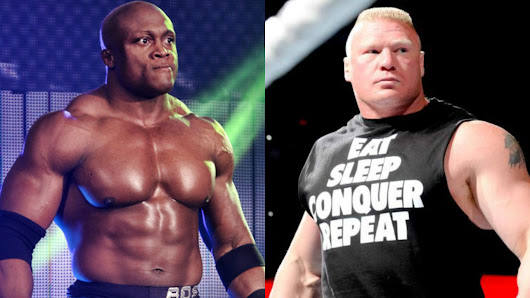 Bobby Lashley On Being Pissed Off Because He Hasn't Faced Brock Lesnar Yet