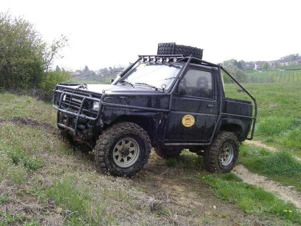 Daihatsu Feroza 16V - OFF ROAD